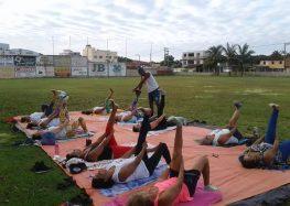 Projeto oferece aulas gratuitas de ginástica em Guarapari