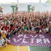 Moradores de Guarapari participam de encontro que reúne juventude espírita