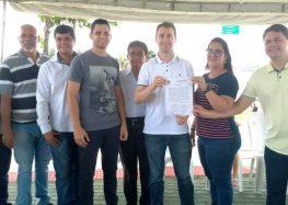 Prefeitura anuncia a construção do muro de contenção e reconstrução do calçadão na Vila Samarco em Anchieta