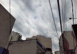 Guarapari tem aviso de atenção para chuvas intensas nesta terça (11)