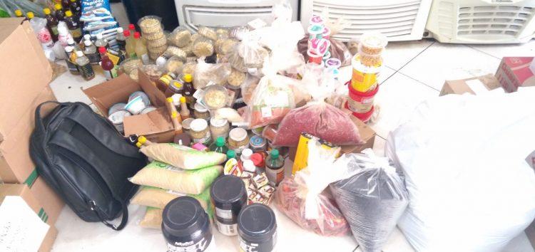 Mais de 400 produtos vencidos são apreendidos em loja de produtos naturais em Guarapari