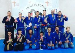 Projeto social de Jiu-Jitsu transforma realidades em Guarapari