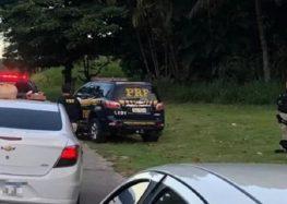 PRF prende em Guarapari um dos criminosos mais procurados do Estado