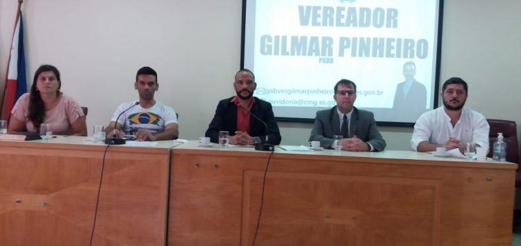 Coronavírus: Câmara de Guarapari suspende as sessões
