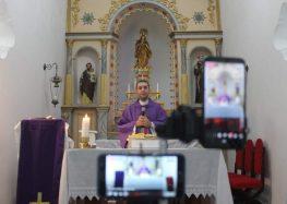Igreja católica de Guarapari transmitirá Santa Missa online nesse domingo (29)