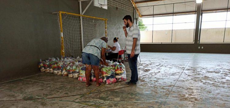 Guarapari trabalha para sanar problemas causados pela chuva