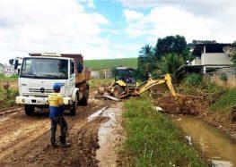 Comunidade de Santa Rita em Alfredo Chaves receberá calçamento