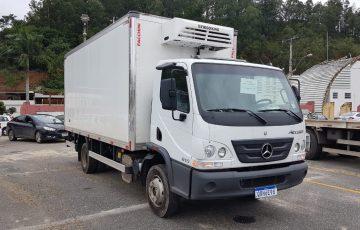 Anchieta recebe caminhão baú do Governo do Estado