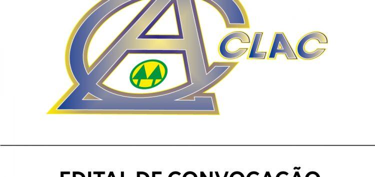 CLAC – Edital de Convocação Assembleia Geral Ordinária