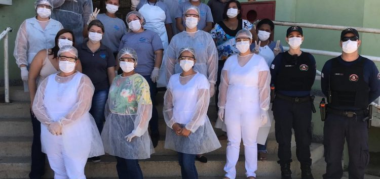Coronavírus: Anchieta decreta novas medidas e transforma ginásio em centro de saúde