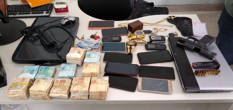 Suspeito de controlar laboratório de cocaína em Guarapari é preso pela Polícia Civil