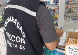 Coronavírus: Anchieta adota novas medidas contra o vírus; Procon municipal notifica comércios sobre preços abusivos