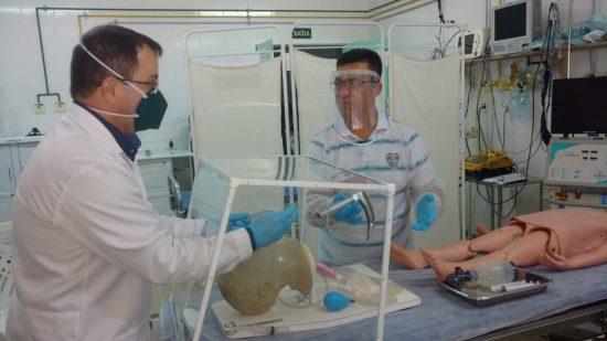 Morador de Guarapari cria segundo projeto de enfrentamento ao Coronavírus