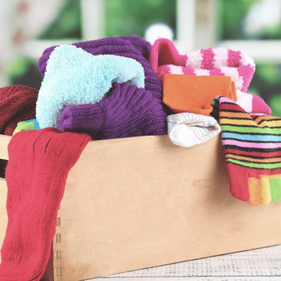 Grupo espírita arrecada agasalhos e cobertores para crianças de Guarapari