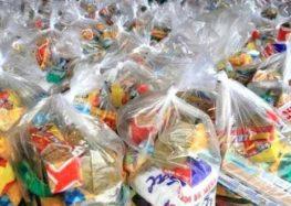 Moradores reclamam de dificuldade no agendamento para receber as cestas básicas em Guarapari