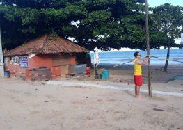 Coronavírus: Feriado com praias fechadas em Anchieta