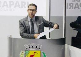 Vereador de Guarapari deixa MDB e se integra ao Podemos
