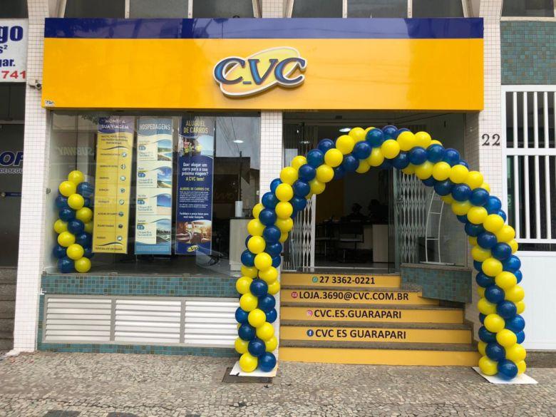 CVC Guarapari muda para novo endereço
