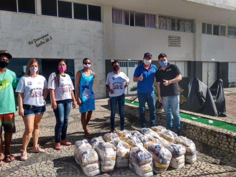 Associação destinada ao idoso necessita de doações em Guarapari