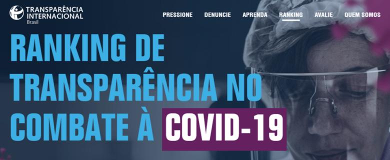 Espírito Santo é nota 100 em transparência dos gastos para combate ao novo Coronavírus