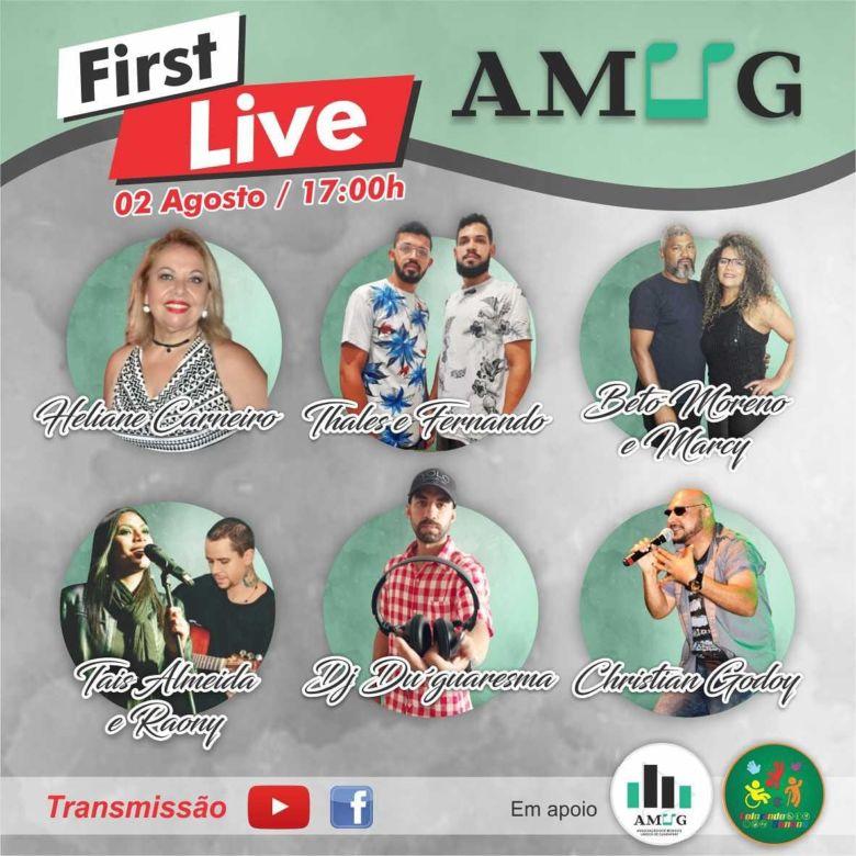 Associação de Músicos de Guarapari fará live em prol do grupo Colorindo Sonhos