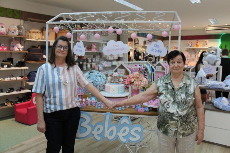 Matriarca das lojas Bambino, Elisa Biazatti, falece em Guarapari