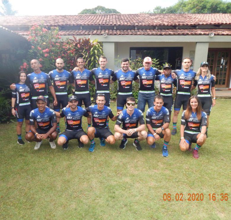Ciclistas de Guarapari estimulam a prática do esporte na cidade