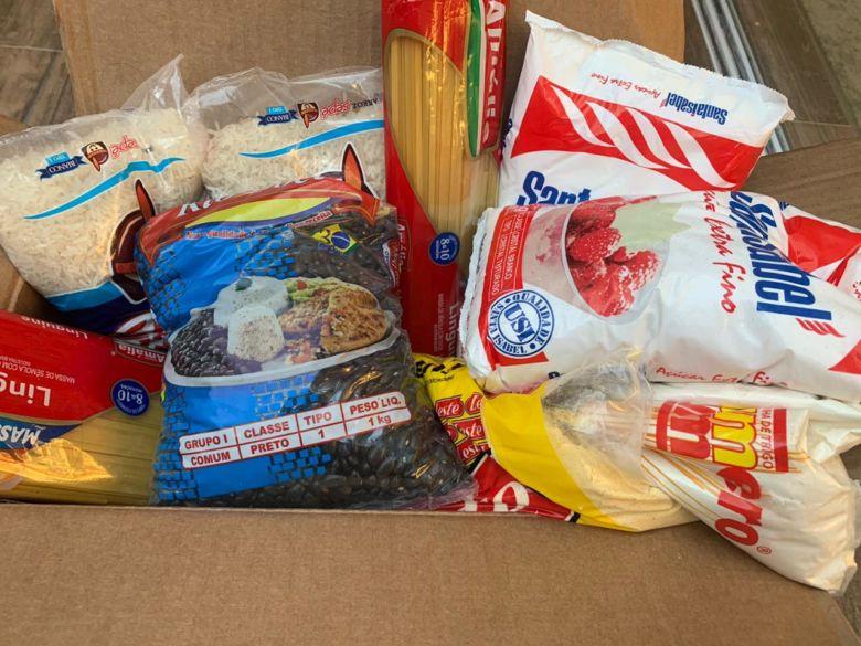 Empresárias de Guarapari arrecadam alimentos para doação