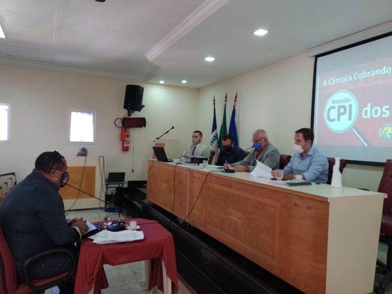 Músico é ouvido por CPI dos Shows; vice-prefeito de Guarapari não comparece