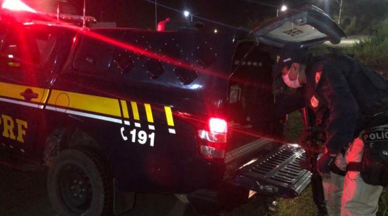 PRF prende motorista por embriaguez em Guarapari