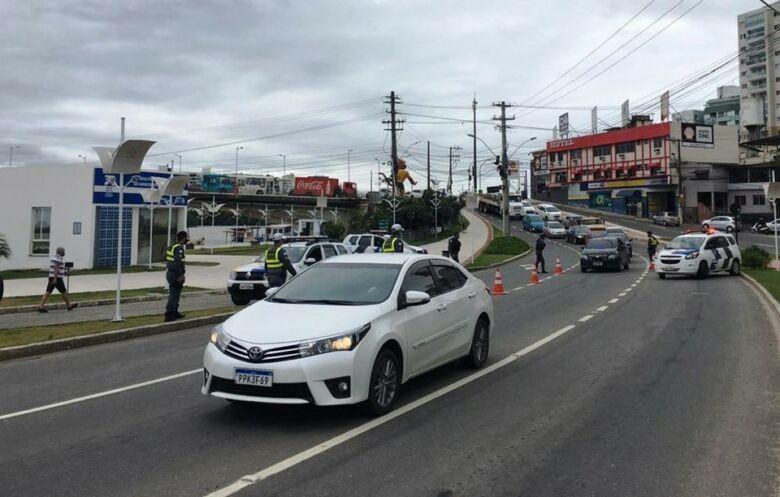PM impede baile funk clandestino e realiza operação visibilidade em Guarapari