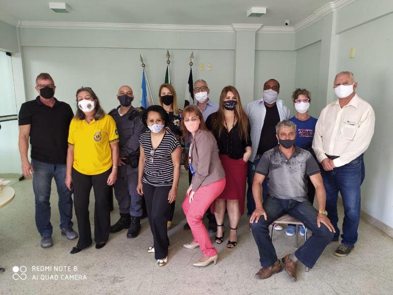 O Repas é um grupo formado pelo poder público, sociedade civil organizada e as polícias, civil e militar, para ouvir as demandas da população e buscar soluções