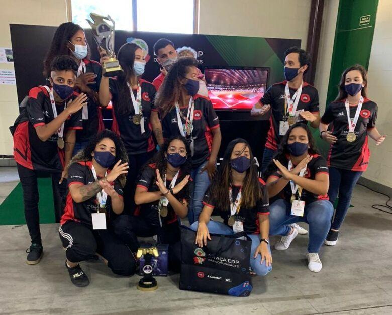 Taça EDP - Equipe de Muquiçaba