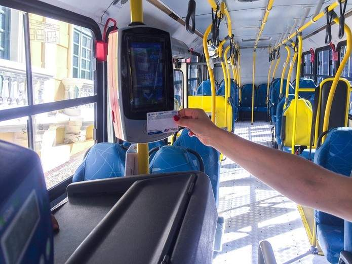 novo valor da passagem do transcol
