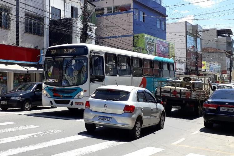 Lorenzutti, Ônibus, Guarapari