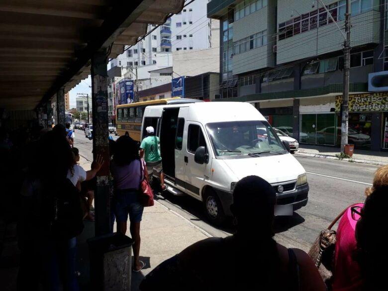 Vans, Guarapari, transporte