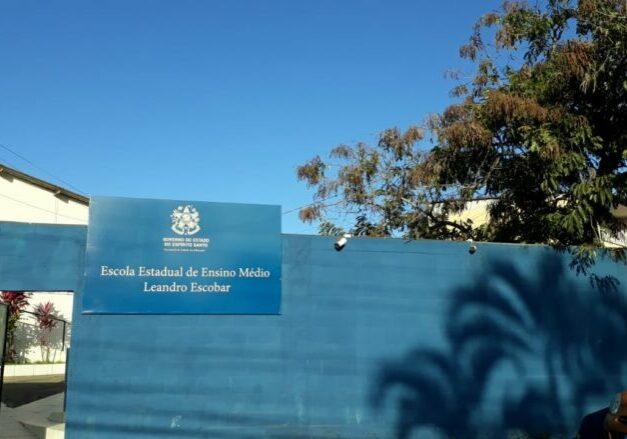 Escola Perocão atual