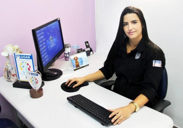 Graciele Sonegheti teve o projeto Maternar Lactantes Presas escolhido em primeiro lugar na última fase do Programa Centelha