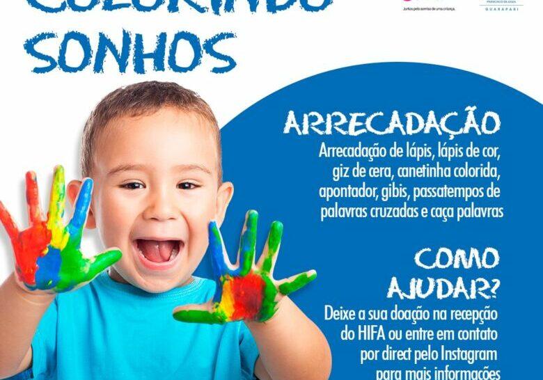 Hifa Dia das Crianças