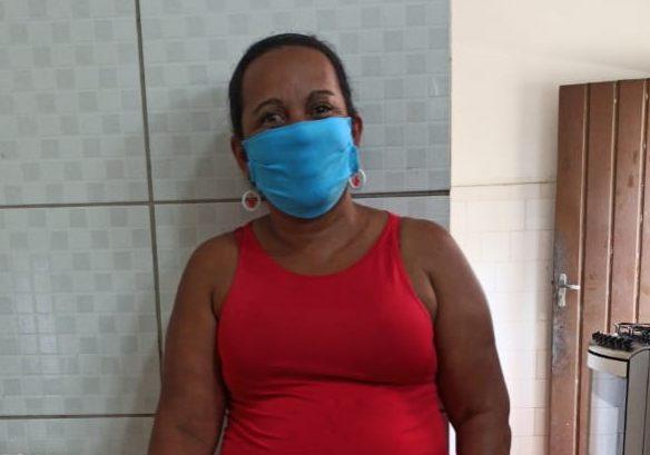 Lucineia Santos de Souza. Foto: Arquivo Pessoal