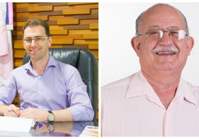 Petri e Dr Fernando