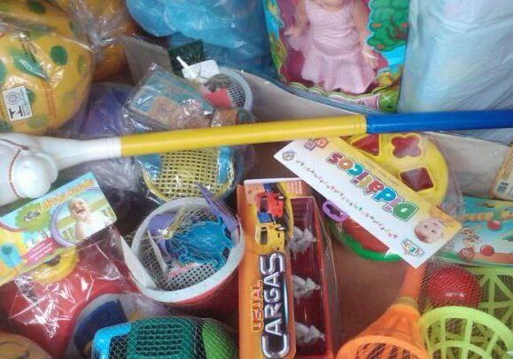 brinquedos dia das crianças