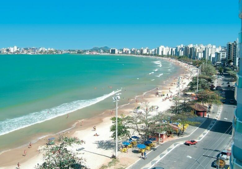 guarapari praia do morro folha vitoria