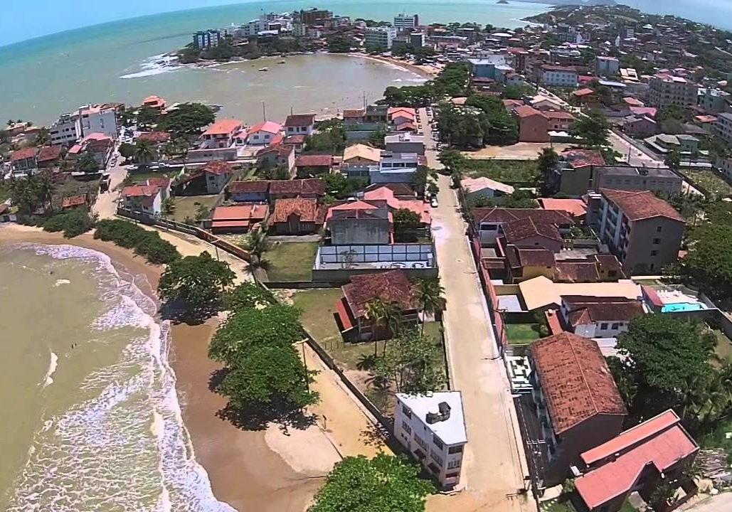Balneário de Iriri. Foto: Prefeitura de Anchieta.